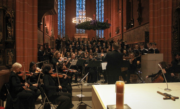 Advent Carol Service am 4. Advent 2016